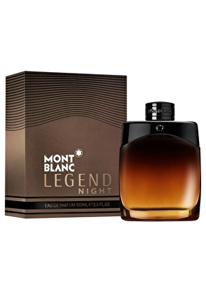 Mont Blanc Legend Night Edp 100Ml Erkek Parfüm